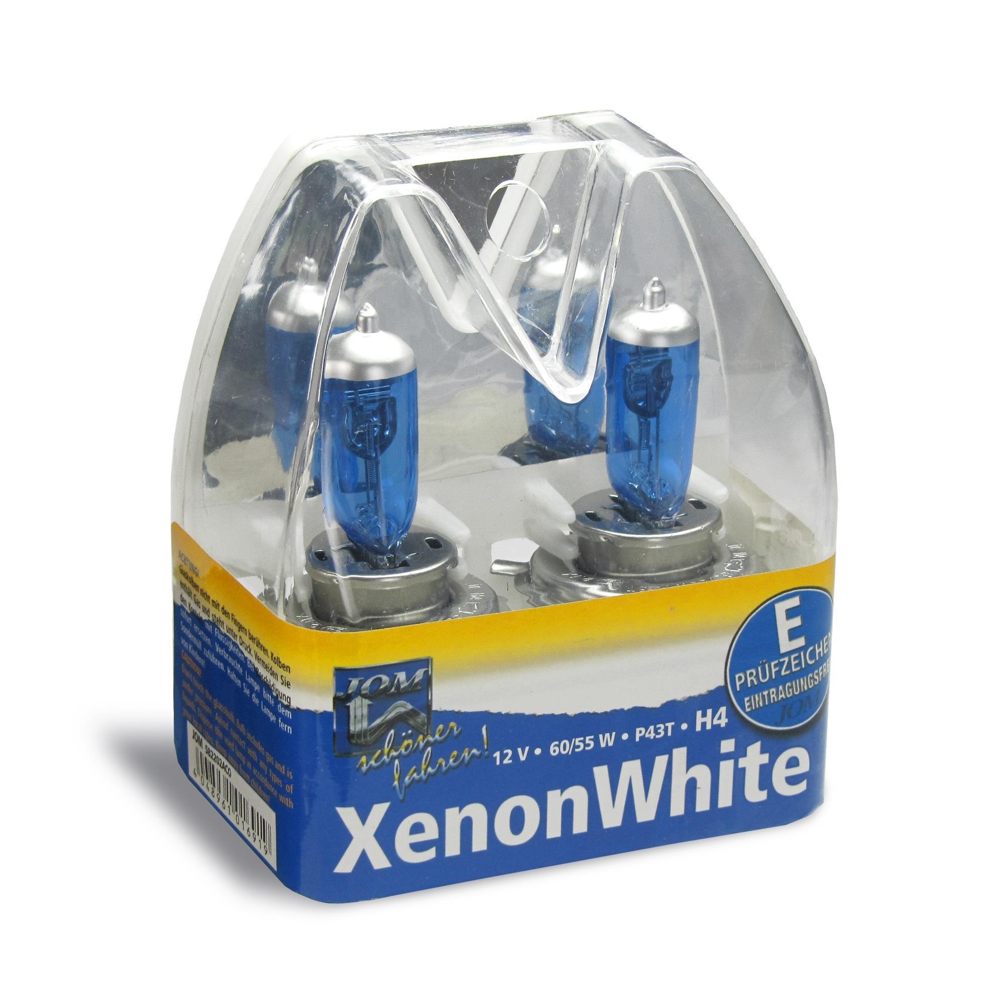 Autožárovky H4 Xenon Blue, 55W