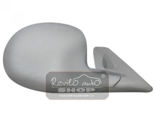 Sportovní zrcátka RS look - chrom, manuální