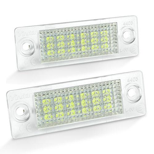 LED osvětlení SPZ VW Transporter (od 03) / Touran (od 03)