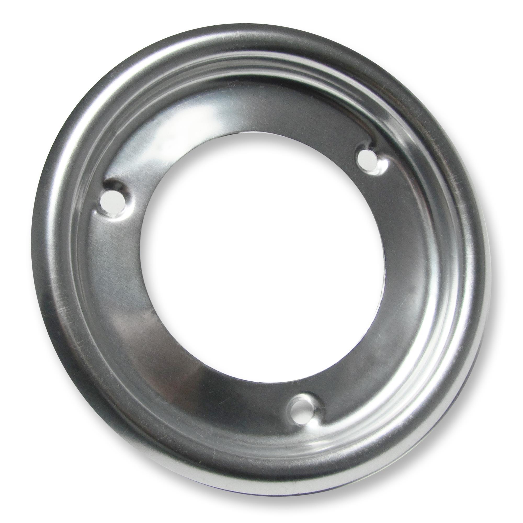 Obruba pro víčko nádrže hliníkové (Opel Corsa A, Kadett E, VW Golf I)
