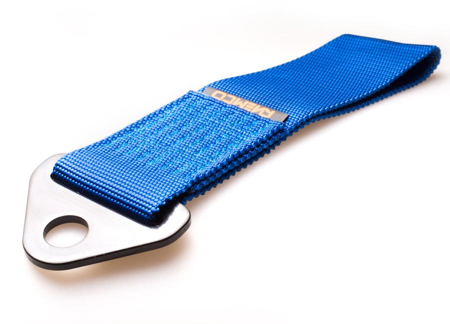Raemco textilní tažné oko - modré