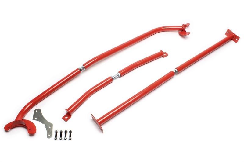 TA Technix rozpěrná tyč Seat Leon / Toledo 1M přední + zadní (kompletní kit)