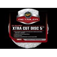 """Meguiars DA Microfiber Xtra Cut Disc 5"""" - extra abrazivní mikrovláknový lešticí kotouč, 5palcový (2 kusy)"""