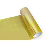 Folie na světla tvarovatelná - chameleon žlutá