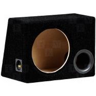 Subwooferová bassreflexová ozvučnice 40L/300mm černá