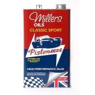 Plně syntetický závodní motorový olej Millers Oils NANODRIVE - Classic Sport High Performance 20w50 NT, 5L