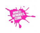 Wheel Whores samolepka - Splatter Heart