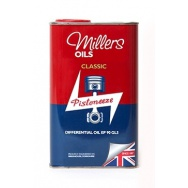 Olej do deferenciálů Millers Oils Classic Differential Oil EP 90 GL5, 1L