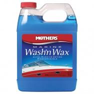 Mothers Marine Wash'n Wax - šampon s voskem na lodě, 946 ml