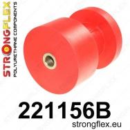 Strongflex sportovní silentbloky Seat Toledo 92-99, silentblok zadní nápravy 45 mm