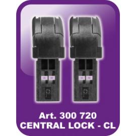 Adaptéry na stěrače s uchycením Central Lock