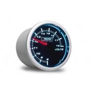 PROSPORT Smoke Lens přídavný ukazatel voltmetr s kouřovým překrytím
