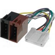 OEM kabely autorádií Subaru 07->