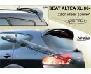Stylla spoiler zadních dveří Seat Altea XL (2006 - 2014)