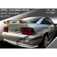 Stylla spoiler zadního víka Opel Calibra (1991 - 1997)