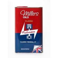 Motorový olej Millers Oils Classic Mineral 2T, 1L