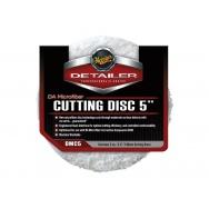"""Meguiars DA Microfiber Cutting Disc 5"""" - lešticí mikrovláknový kotouč (2 kusy)"""
