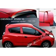 Stylla spoiler zadních dveří Chevrolet Spark (2009 - 2015) - horní