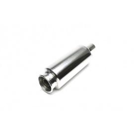 TA Technix sportovní nerezový tlumič výfuku - kulatá koncovka, průměr 115mm