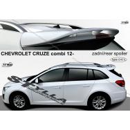Stylla spoiler zadních dveří Chevrolet Cruze (od 2012) combi - horní
