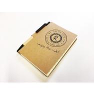 Revilo zápisník s perem