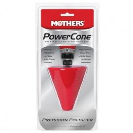 Mothers PowerCone - pěnový nástroj pro leštění těch nejméně přístupných míst