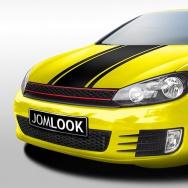 JOM přední nárazník VW Golf VI (6) Hatchback - vzhled GTI, vč. masky a mlhovek