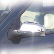 Kryty zrcátek VW Golf III (3) Cabrio - chromované