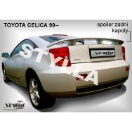 Stylla spoiler zadních dveří Toyota Celica (1999 - 2006)