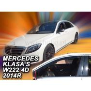 HEKO ofuky oken Mercedes Benz S W222 4dv (2013-) přední