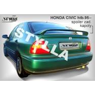 Stylla spoiler zadního víka Honda Civic 5dv htb (1995 - 2001)