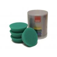"""RUPES Velcro Polishing Foam Pad MEDIUM - pěnové leštící kotouče (střední) pro RUPES iBrid BigFoot nano, průměr 50/70 mm (2"""") - sada 4 ks"""