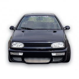 JOM přední maska VW Golf III, vzhled VR6 - bez znaku