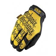 Mechanix rukavice The Original - žluté