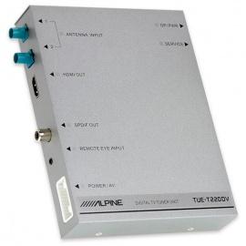 Alpine TUE-T220DV digitální přijímač TV