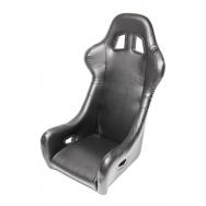 TA Technix sportovní sedačka - černá koženka
