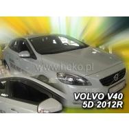HEKO ofuky oken Volvo V40 5dv (od 2012) přední