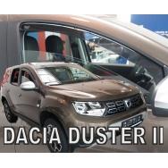 HEKO ofuky oken Dacia Duster 5dv (od 2018) přední