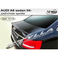 Stylla spoiler zadního víka Audi A6 sedan (4F, 2004 - 2011)