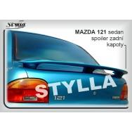 Stylla spoiler zadního víka Mazda 121 (1990 - 1996)