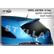 Stylla spoiler zadních dveří Opel Astra H 3dv htb (2004 - 2009)