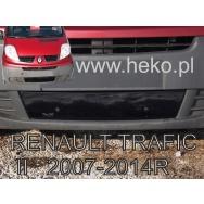 HEKO zimní clona Renault Trafic (2007 - 2014)