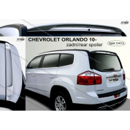 Stylla spoiler zadních dveří Chevrolet Orlando - horní