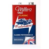Motorový olej Millers Oils Classic Pistoneeze 40, 5L