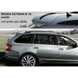Stylla spoiler zadních dveří Škoda Octavia III Combi (od 2012)