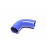 TurboWorks silikonová hadice - koleno 90° - 70mm vnitřní průměr, délka 100mm