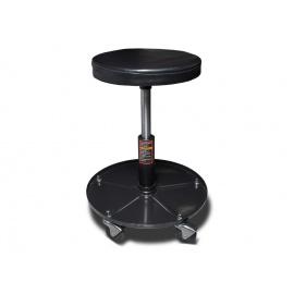 Detailer's Rolling Creeper - detailingové sedátko, pojízdné, s odkládací plochou, černé