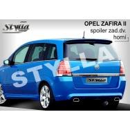 Stylla spoiler zadních dveří Opel Zafira B (2005 - 2014)
