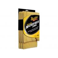 Meguiars Supreme Shine Microfiber Towel - balení 3ks