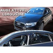 HEKO ofuky oken Audi A3 sedan 4dv (8V, od 2013) přední + zadní
